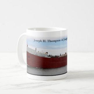 Joseph H Thompson tug/barge mug