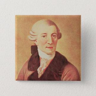 Joseph Haydn 2 Inch Square Button