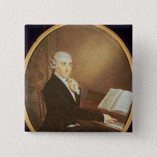 Joseph Haydn c.1795 2 Inch Square Button
