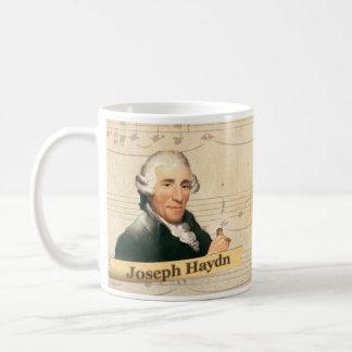 Joseph Haydn Historical Mug
