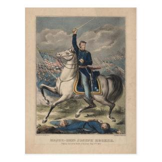 Joseph Hooker Postcard