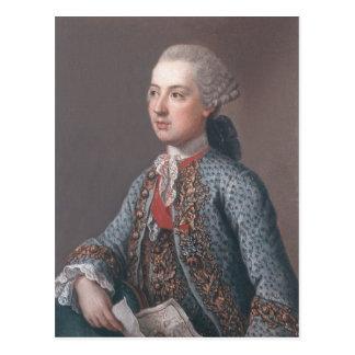 Joseph II  Holy Roman Emperor and King of Postcard