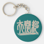 Joseph - kanji Keychain nommé Porte-clefs