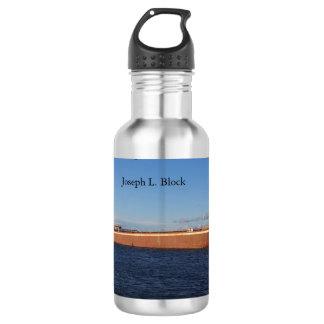 Joseph L. Block watter bottle