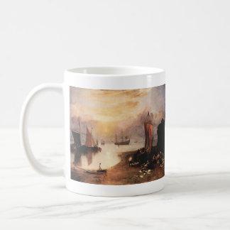 Joseph Mallord Turner - Rising sun in the haze whi Mug