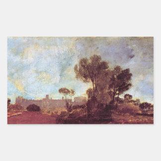 Joseph Mallord Turner - Windsor Castle from Salt h