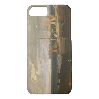 Joseph Mallord William Turner - A Scene on the iPhone 7 Case