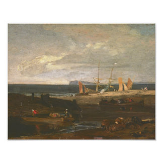 Joseph Mallord William Turner - A Scene on the Photograph