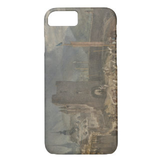 Joseph Mallord William Turner - A View of Boppart iPhone 7 Case