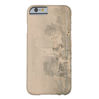 Joseph Mallord William Turner - Autumn Sowing Barely There iPhone 6 Case