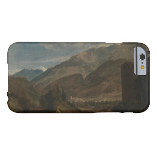 Joseph Mallord William Turner - Chateau de St. Barely There iPhone 6 Case
