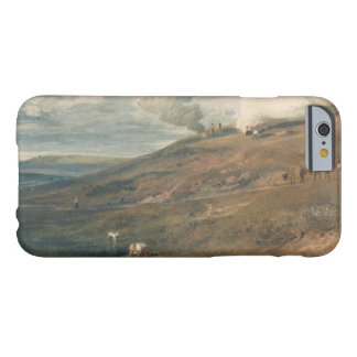 Joseph Mallord William Turner - Dartmoor Barely There iPhone 6 Case