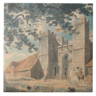 Joseph Mallord William Turner - Dent de Lion Ceramic Tile