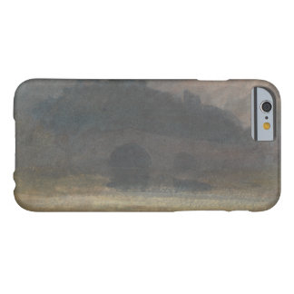 Joseph Mallord William Turner - Evening Landscape Barely There iPhone 6 Case