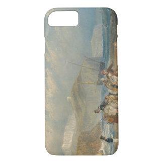Joseph Mallord William Turner - Folkestone Harbour iPhone 7 Case
