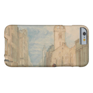 Joseph Mallord William Turner - High Street Barely There iPhone 6 Case
