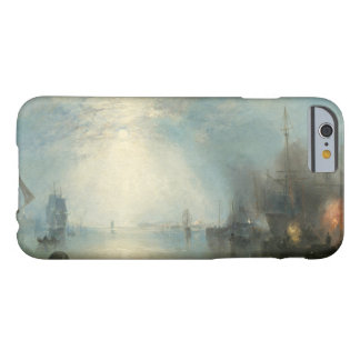 Joseph Mallord William Turner - Keelmen Heaving Barely There iPhone 6 Case