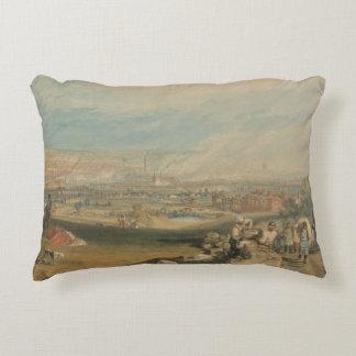 Joseph Mallord William Turner - Leeds Accent Pillow