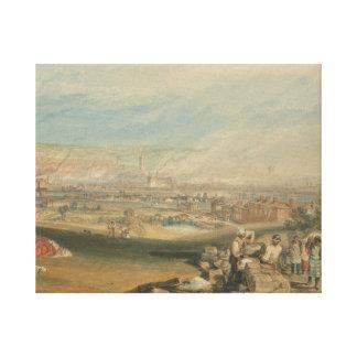 Joseph Mallord William Turner - Leeds Canvas Print