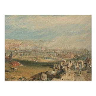 Joseph Mallord William Turner - Leeds Postcard