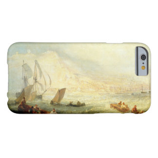 Joseph Mallord William Turner - Line Fishing, Off Barely There iPhone 6 Case