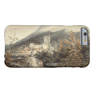 Joseph Mallord William Turner - Llanthony Abbey Barely There iPhone 6 Case