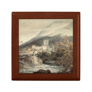 Joseph Mallord William Turner - Llanthony Abbey Trinket Box