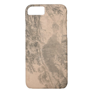 Joseph Mallord William Turner - Man with Horse iPhone 7 Case