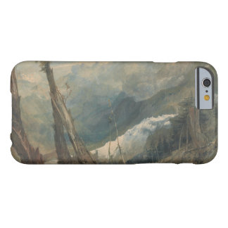 Joseph Mallord William Turner - Mer de Glace Barely There iPhone 6 Case