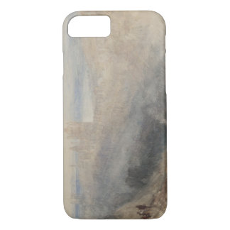 Joseph Mallord William Turner - Moon over Lausanne iPhone 7 Case