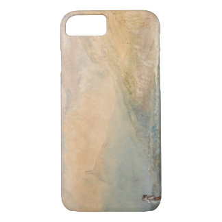 Joseph Mallord William Turner - On the Mosell iPhone 7 Case