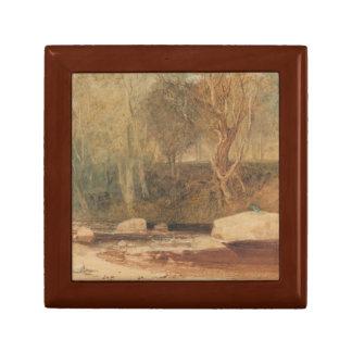 Joseph Mallord William Turner - On the Washburn Keepsake Boxes
