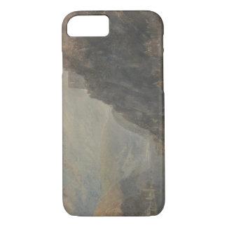 Joseph Mallord William Turner - Rheinfels Looking iPhone 7 Case