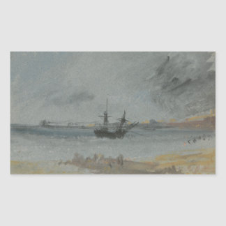Joseph Mallord William Turner - Ship Aground