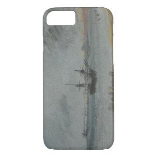 Joseph Mallord William Turner - Ship Aground iPhone 7 Case