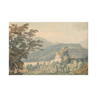 Joseph Mallord William Turner - Sir William Hamilt Canvas Print