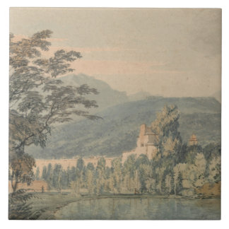 Joseph Mallord William Turner - Sir William Hamilt Ceramic Tiles