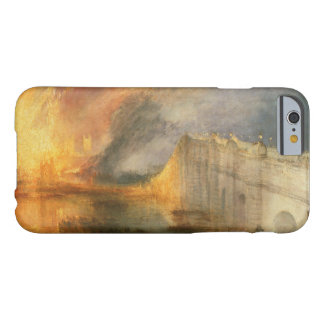 Joseph Mallord William Turner - The Burning of the Barely There iPhone 6 Case