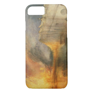 Joseph Mallord William Turner - The Burning of the iPhone 7 Case