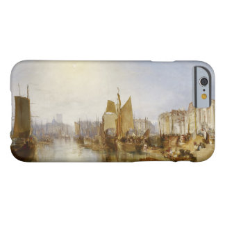 Joseph Mallord William Turner - The Harbor Barely There iPhone 6 Case