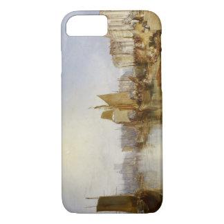 Joseph Mallord William Turner - The Harbor iPhone 7 Case