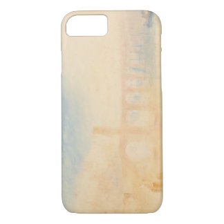 Joseph Mallord William Turner - The Moselle Bridge iPhone 7 Case