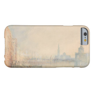 Joseph Mallord William Turner - Venice, The Mouth Barely There iPhone 6 Case