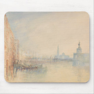 Joseph Mallord William Turner - Venice, The Mouth Mouse Pad