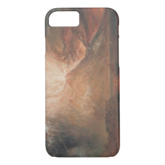 Joseph Mallord William Turner - Vesuvius iPhone 7 Case