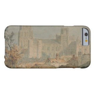 Joseph Mallord William Turner - View of Ely Barely There iPhone 6 Case