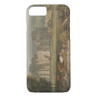 Joseph Mallord William Turner - View of Hampton iPhone 7 Case