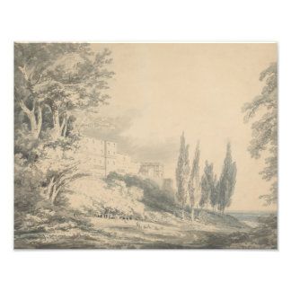 Joseph Mallord William Turner - Villa d'Este Photo Art