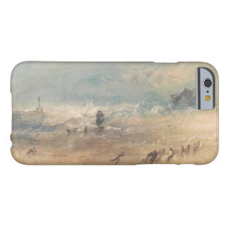 Joseph Mallord William Turner - Yarmouth Sands Barely There iPhone 6 Case