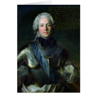 Joseph-Marie  Duc de Boufflers Card